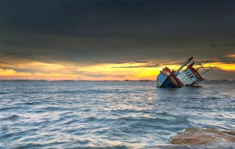 salvage wreck ship vessel